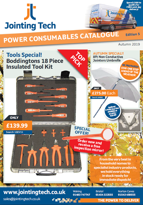 Get the Latest Special Offers from Jointing Tech!